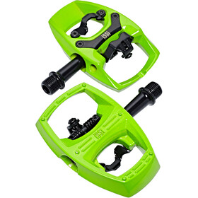 iSSi Flip II Pedale lime green